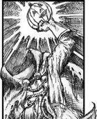 Clipart Critters 364 - Headless Horseman