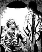 Clipart Critters 367 - Interrogation