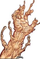 Clipart Critters 380 - Mutated Hand