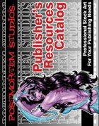 Postmortem Studios Publisher Catalogue 2016