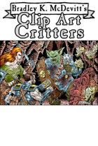 Clipart Critters 416 - Dungeon Battle