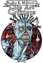 Clipart Critters 422 - Demon