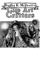 Clipart Critters 430 - Arcane Rockstar