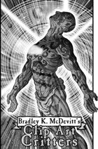 Clipart Critters 434 - Tattooed Mystic