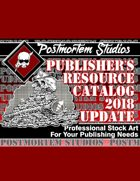 Postmortem Studios 2018 Publisher's Catalog