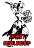 Zelart 055: Cartoon Cleric