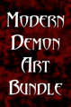 Modern Demon Art Bundle [BUNDLE]