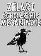 ZELART SCHOLARSHIP MEGABUNDLE [BUNDLE]
