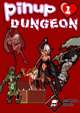 Pinup Dungeon 1 - Dark Elf, Grick, Mimic, Goblin, Mephit