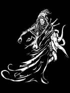 Stock Art - Rob Necronomicon - Lovecraftian Sorcerer