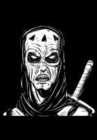Stock Art - Rob Necronomicon - Undead Warrior