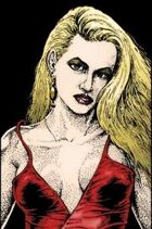 Clipart Critters 32 - Femme Fatale