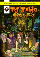Top Table RPG Comix - What the heck is a role-playing game?