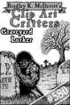 Clipart Critters 580 - Graveyard Lurker