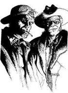 Clipart Critters 48 - Good Ol' Boys