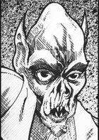 Clipart Critters 72 - Nosferatu