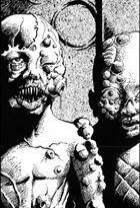 Clipart Critters 87 - Mutant Babies