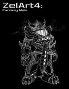 ZelArt4: Fantasy Male