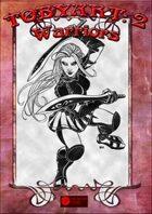 Tobyart 2: Warriors