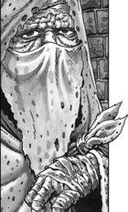 Clipart Critters 164 - Plague Bearer