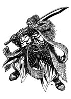 Tobyart 17 - Barbarian Chieftain