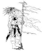 Zelart 003 - Armoured Shaman