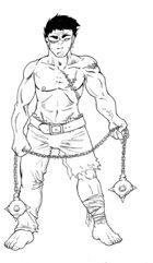 Zelart 009 - Chain Gladiator