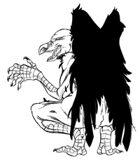 Zelart 031 - Vulture Demon