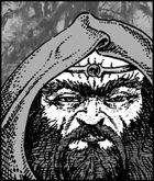Clipart Critters 178 - Dwarven Priest