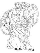 Zelart 039 - Steampunk Navvy