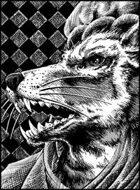 Clipart Critters 207 - Big Bad... Rat?