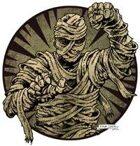 Clipart Critters 217 - Lurching Mummy
