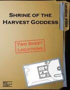 Shrine of the Harvest Goddess