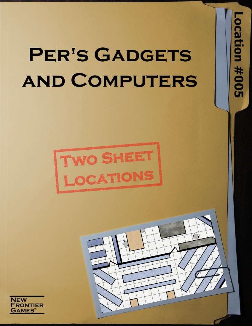 Per's Gadgets and Computers