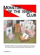 Monster of the Week Club