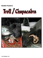 SciFi/Horror Double Feature: Troll/Chupacabra