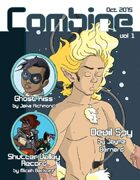 Combine: the sc-fi comic magazine #1