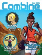 Combine: the sc-fi comic magazine #2