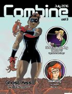 Combine: the sc-fi comic magazine #3
