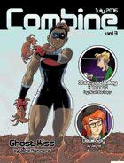 Combine: the sc-fi comic magazine #3