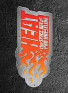 HEAT: The Space Age of Pro Wrestling Card Game - Prison Pro Wrestling Core Set