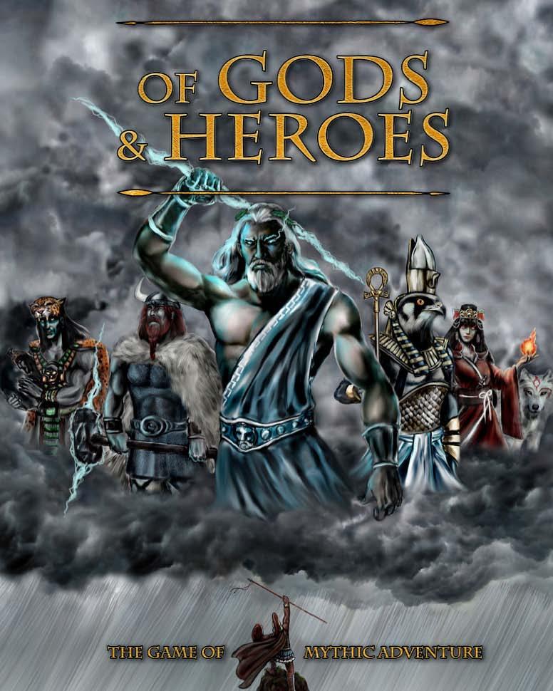 Of Gods & Heroes
