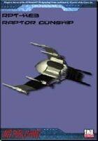 RPT-XE3: Raptor Class Gunship