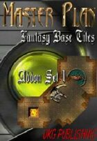 Master Plan: Fantasy Base Tiles: Addon Set 1