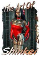 Art by Shinkei: Scifi Pack 2