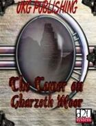 The Tower on Gharzoth Moor - Fantasy Grounds Version