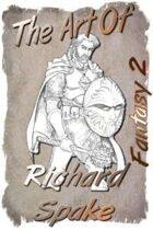 Art by Richard Spake - Fantasy 2