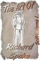 Art by Richard Spake - Scifi Uniforms 1