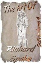 Art by Richard Spake - Scifi Uniforms 4