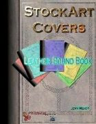 StockArt Covers: Leather Bound Book I